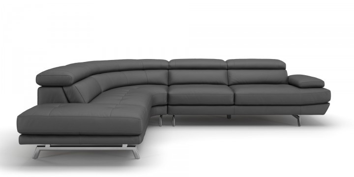 ecksofa l form leder sofa couches wohnlandschaften. Black Bedroom Furniture Sets. Home Design Ideas